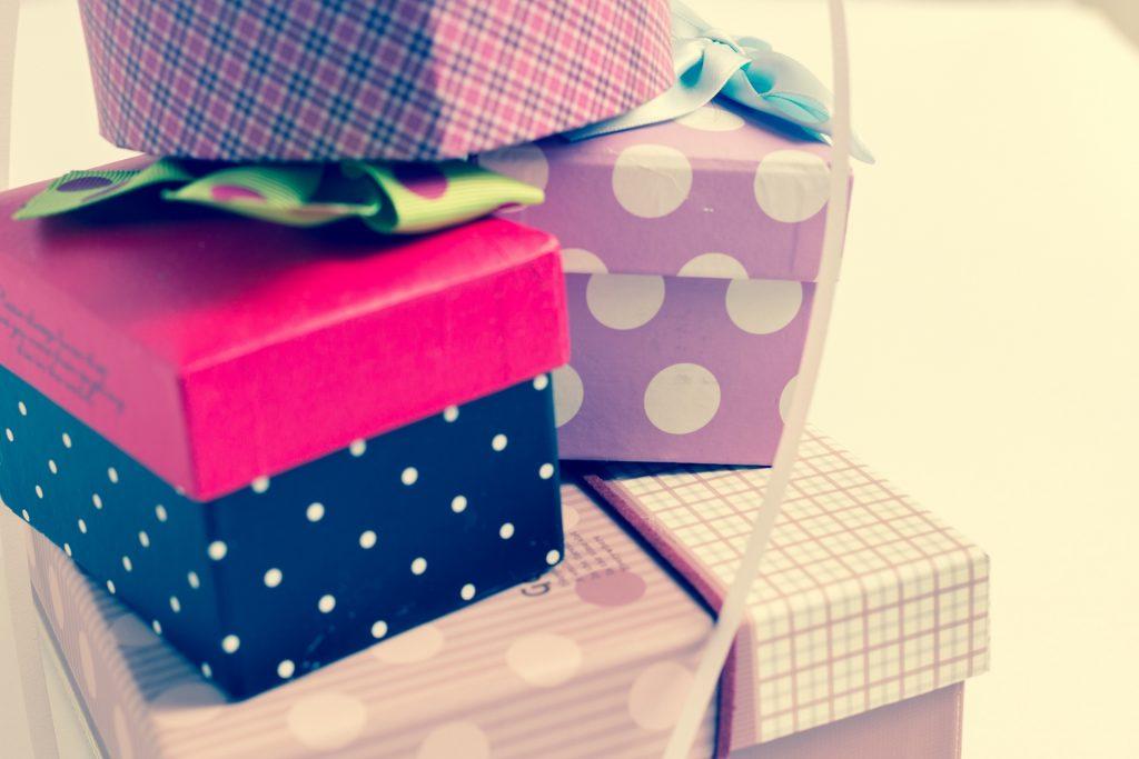 高額なプレゼント